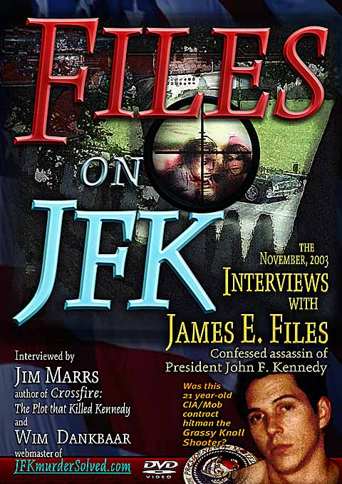 Files on JFK DVD
